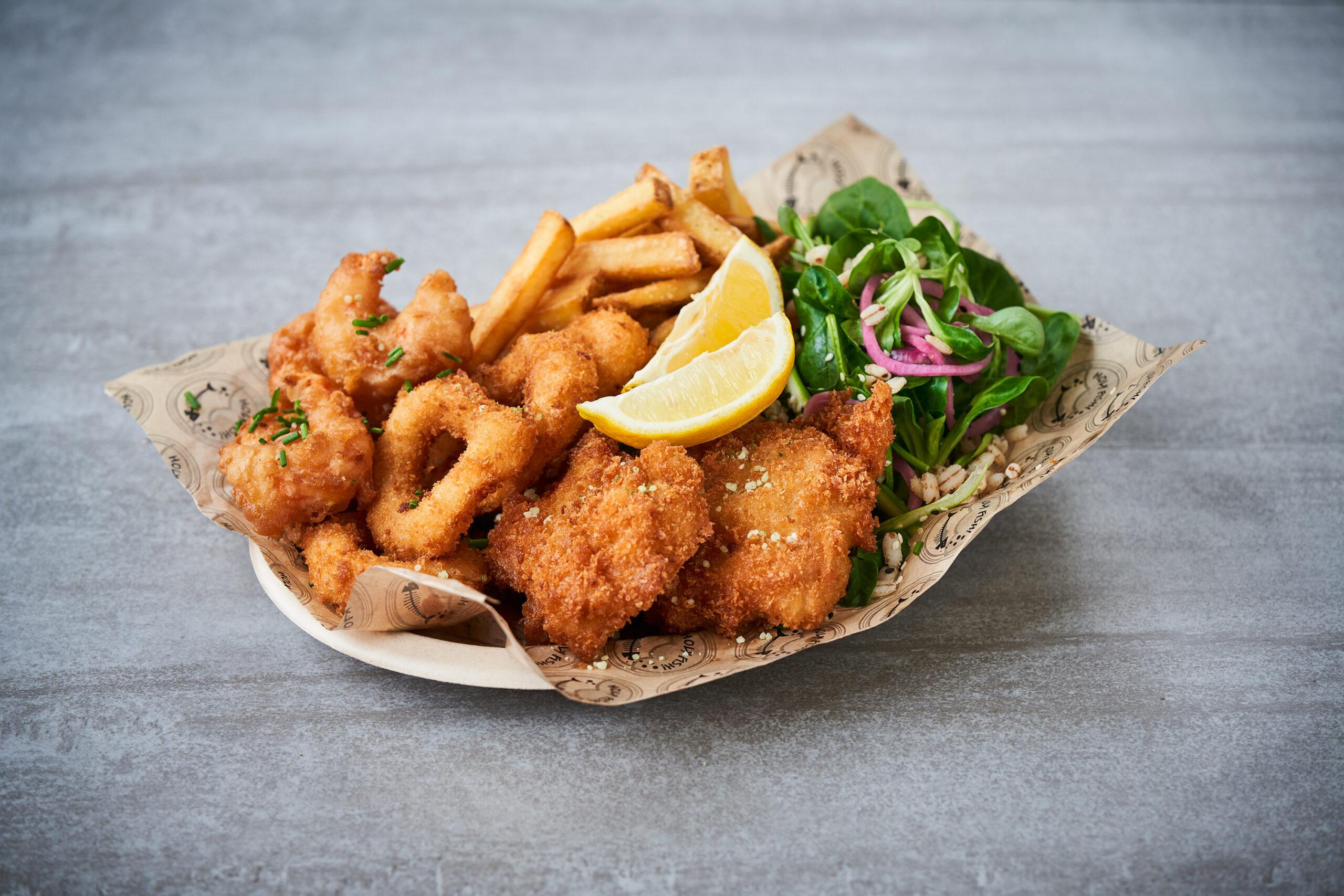 Holy Seafood Mix
